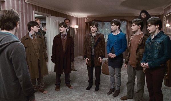 Les sept Harry : le sentiment de Daniel Radcliffe