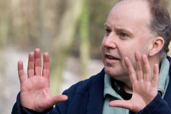 David Yates, réalisateur de Harry Potter et les reliques de la mort - 1ère partie™
