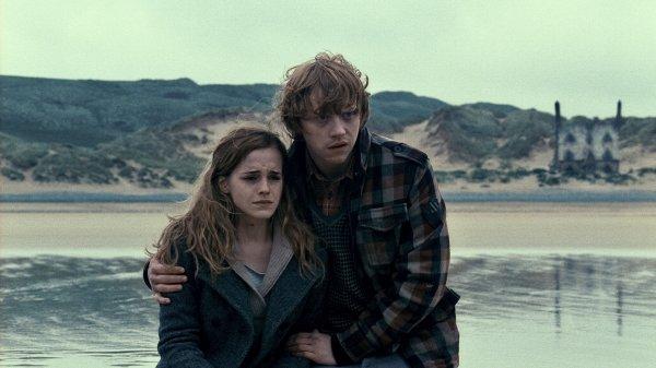 Harry Potter et les reliques de la mort - 1ère partie™ : une scène séduction spécial Blu-ray !