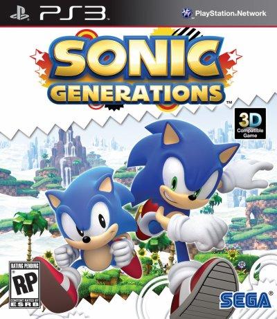 Sonic Generation