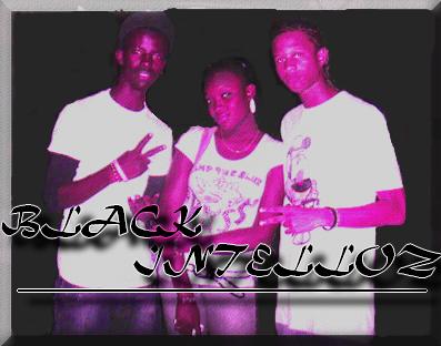 Black Intelloz / club bingger ( prod by Slim Krazy ) (2010)