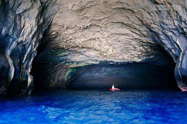 Cueva Bonita - île de La Palma