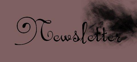 ♣ Newsletter ♣