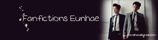 Les fanfictions Eunhae ♥