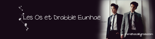 Les Os et Drabble Eunhae ♥