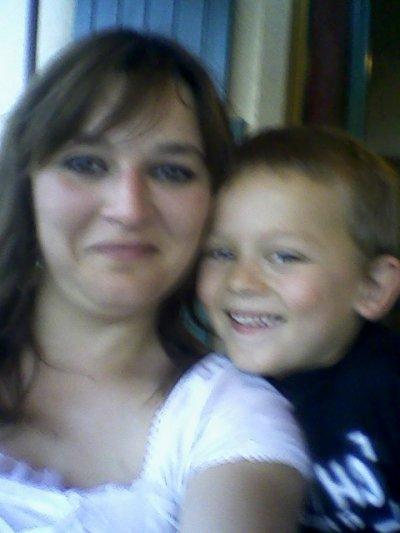 moi et mon fils antoine