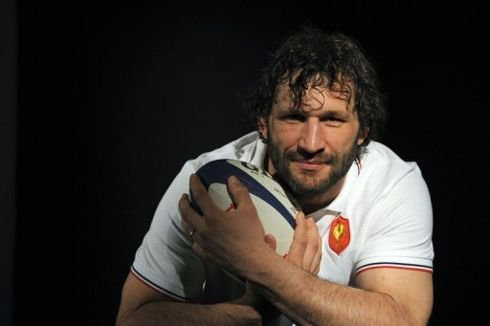 le rugby se trouve dans beaucoup de coeur et partout en France...se retrouver entre passionné et partagé tant c'est du bonheur...