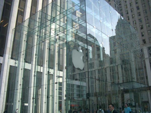 Apple store !