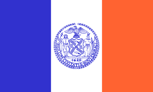 FLAG OF NEW-YORK!