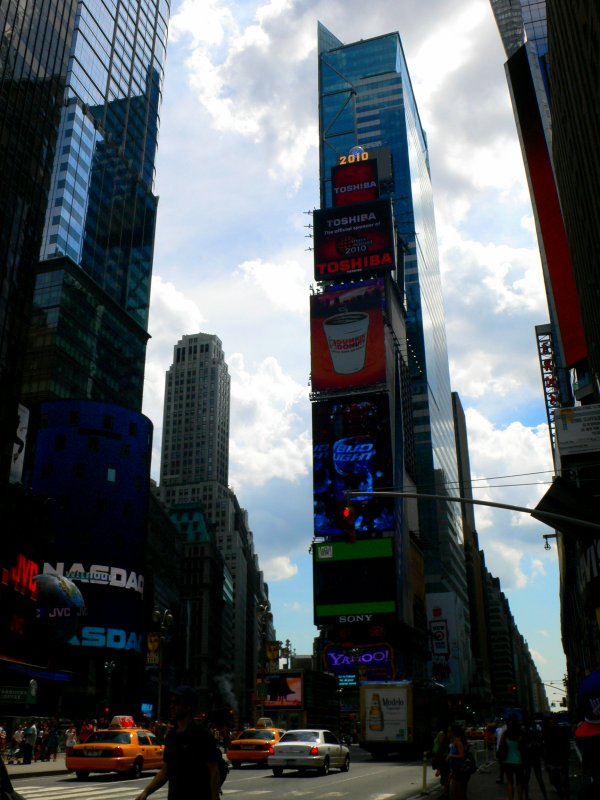Time square.