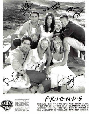 I`m a Friends freak.