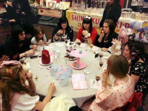 Tea Party !