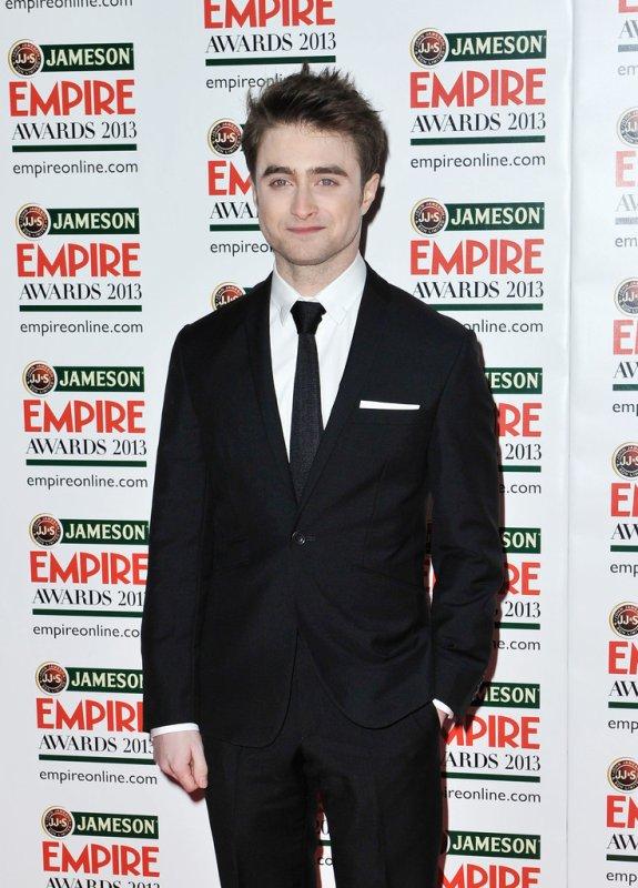 Jameson Empire Awards 2013