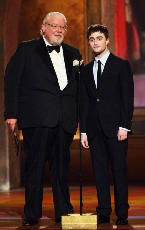 Daniel Radcliffe: son hommage à Richard Griffiths
