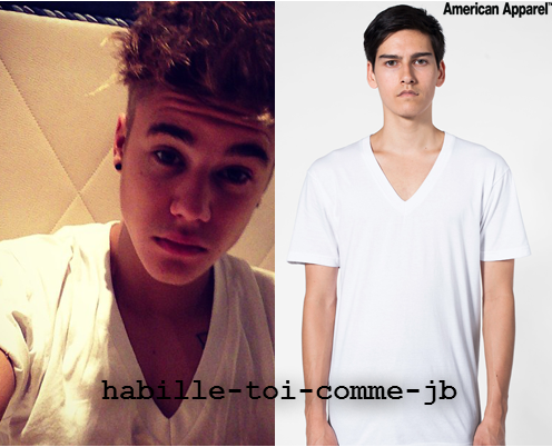 Habille toi comme Justin Bieber