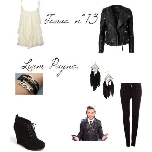 "Tenue n°13 ""Liam Payne"""