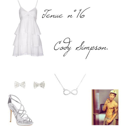 "Tenue n°16 ""Cody Simpson"""