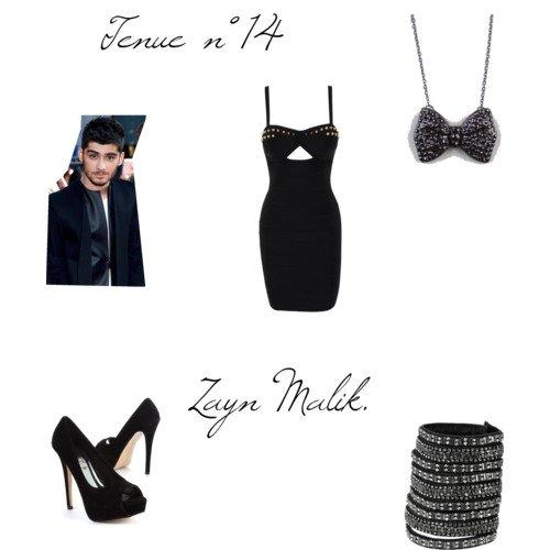 "Tenue n°14 ""Zayn Malik"""