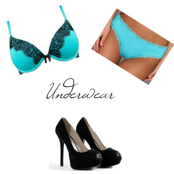 Tenue n°36  Sous-Vêtements (Underwear)