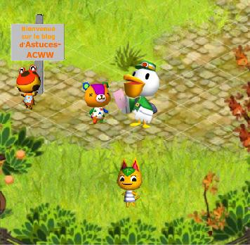 Bienvenue sur mon blog Animal Crossing