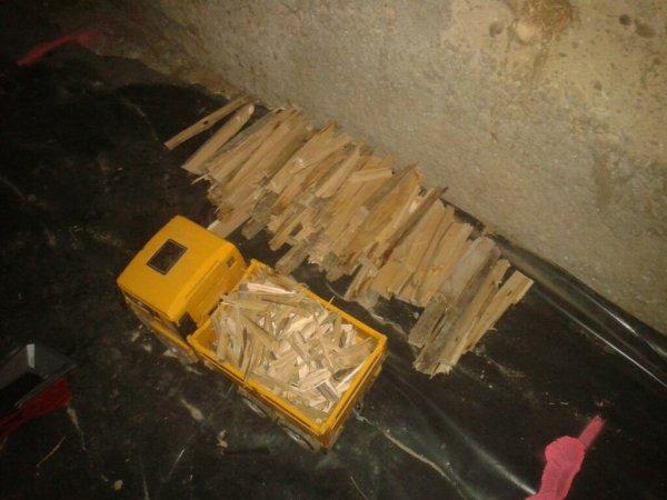 Mon entreprise de bois