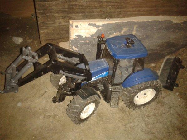 tracteur du geac