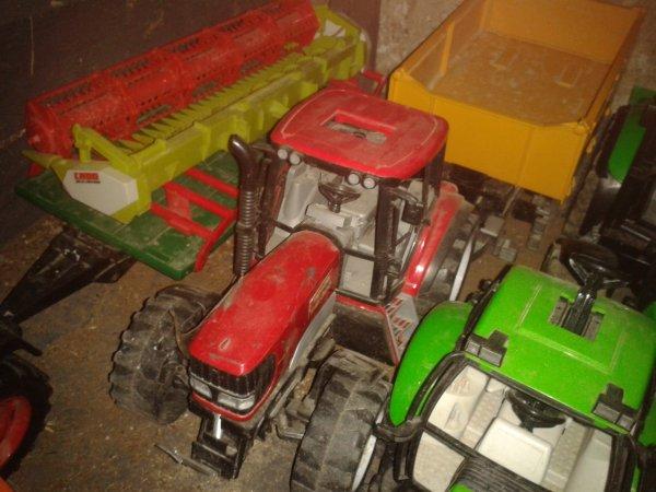 encore les tracteur du geac