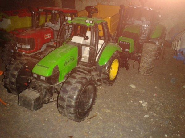tracteur de eta entreprise de travaux agricole