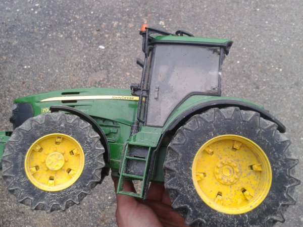 tracteur gaec