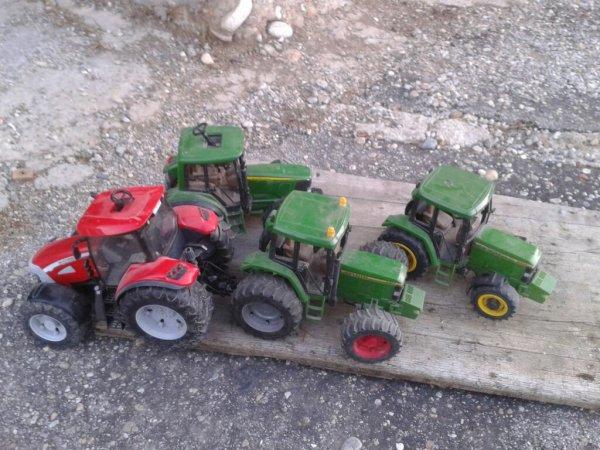 Mes tracteur du geac