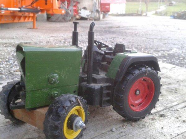 Mes tracteur de la ferme et du gaec