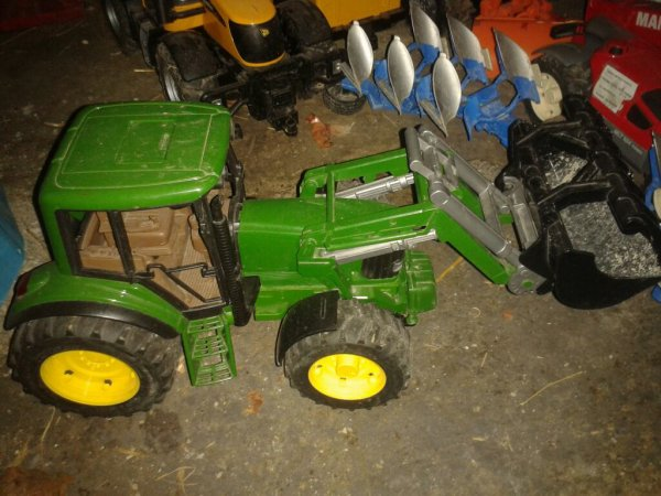 Mes tracteur de ETA