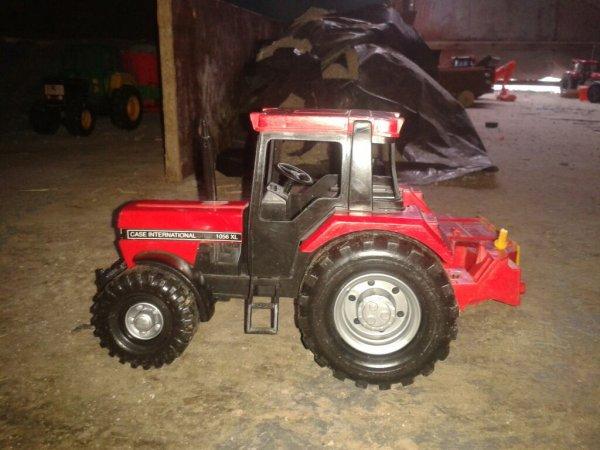 mon nouveau tracteur au geac