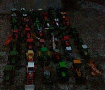 Mes tracteur bruder 42
