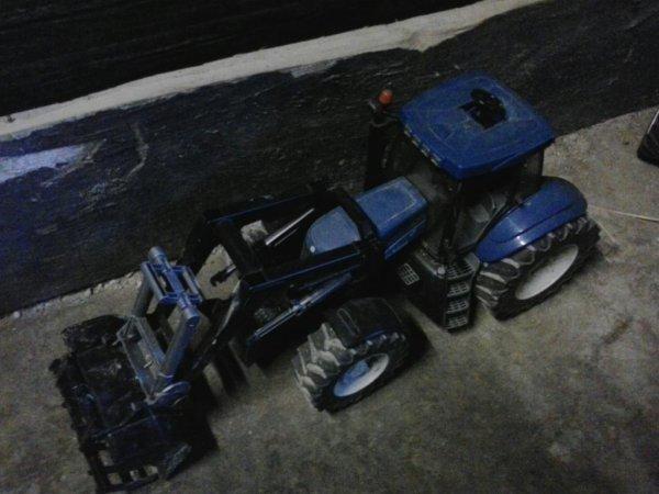 Mes tracteur de ma ferme