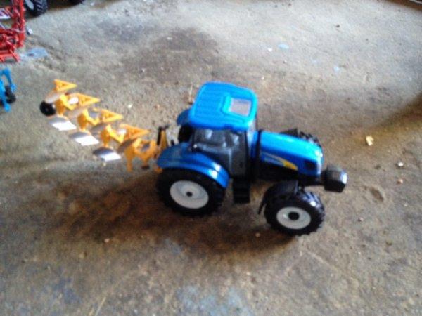 Préparation pour labour pour le blé
