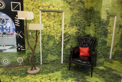 Secret Story 5 - Ambiance végétale pour le salon