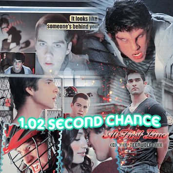 Episode 2 : Second Chance At First Line  Créa by ஐ