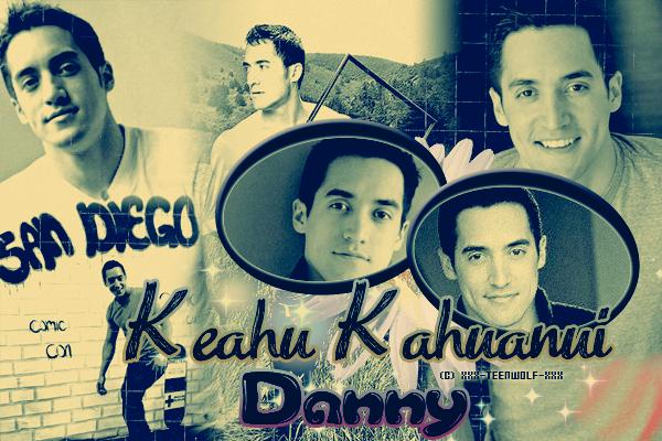 Keahu Kahuanui alias Danny Mahealani Créa by ஐ