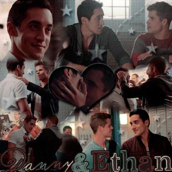 Couple : Danny Et Ethan  Créa by ஐ