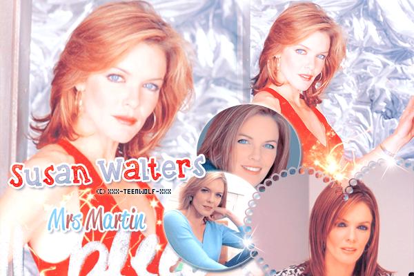 Susan Walters Alias Mrs. Martin Créa by ஐ