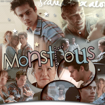 Saison 4 Episode 10 : Monstrous Créa by ஐ