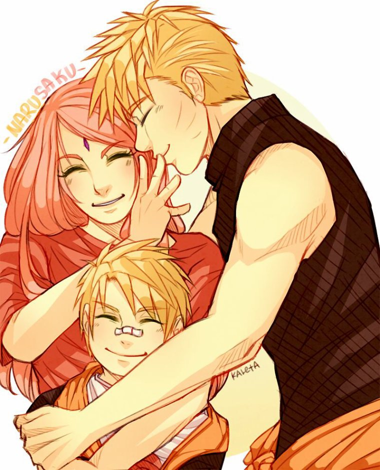 Narusaku parent
