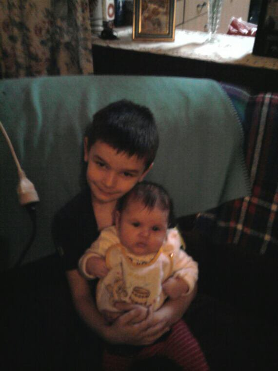 Noam et Alizée