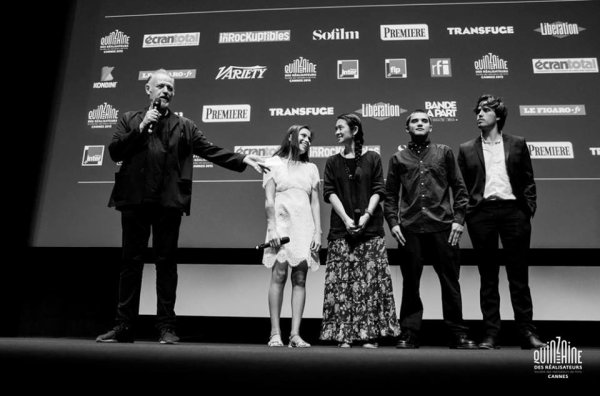 """Cannes 2015 : """"Les chansons que mes frères m'ont apprises"""" poignant et réaliste"""