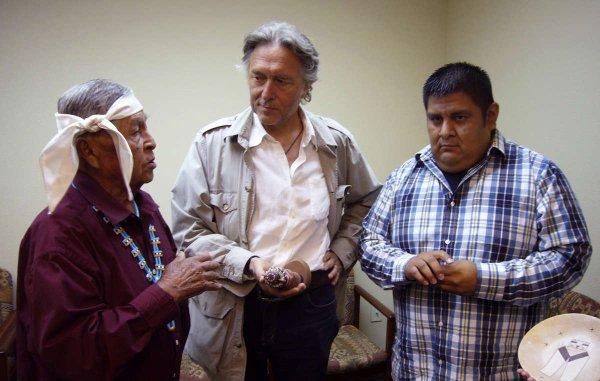 Les Indiens hopi exigent le retour de leurs objets sacrés