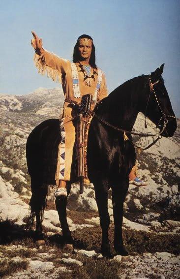 Mort de l'acteur français Pierre Brice alias WINNETOU, star du western allemand