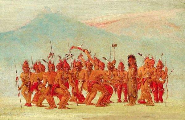Winktes et berdaches : l'homosexualité chez les Amérindiens