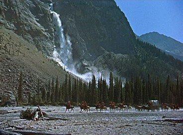 LA BRIGADE HEROÏQUE western de R.WALSH USA 1954 passé sur ARTE ce soir