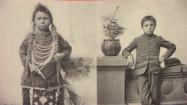 Un grand morceau de l'histoire autochtone absent des manuels scolaires